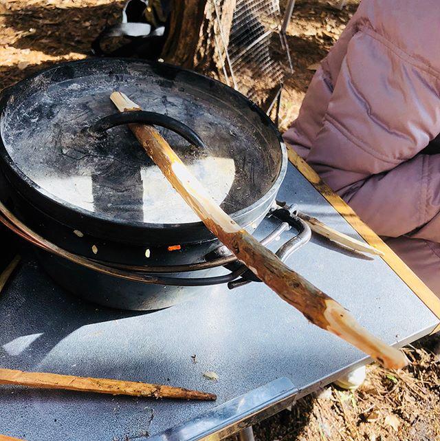 #松本スタイル 先日習ったタクスティックを実践。リゾットも作ってみました。 in 森カフェ