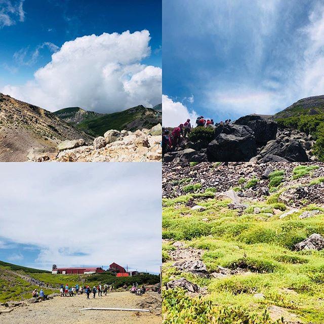 昨日は、山伏さんに会ったり、虹を見たり、雷鳥に会ったり。位ヶ原山荘に泊まるこの企画は、結構好きかも。http://matsu465.wixsite.com/camp-norikura/shinshin