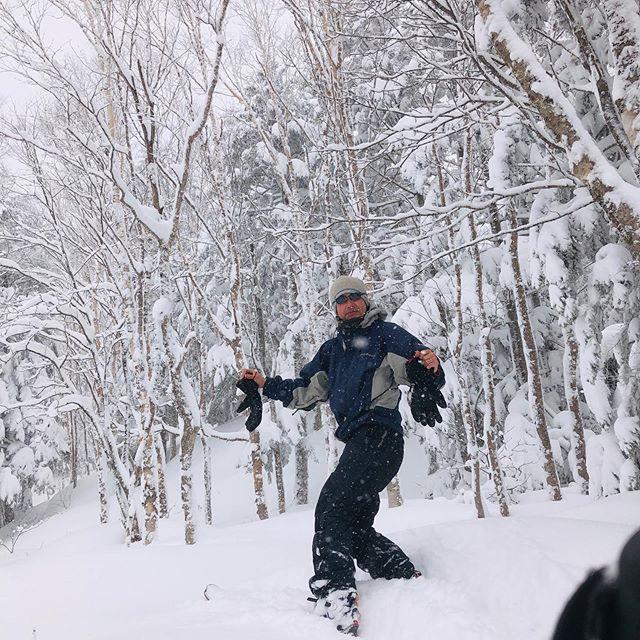 久しぶりに、おこピークまで。やっぱり山はいいねー。乗鞍無重力パウダーを堪能して、無事に下山しています。